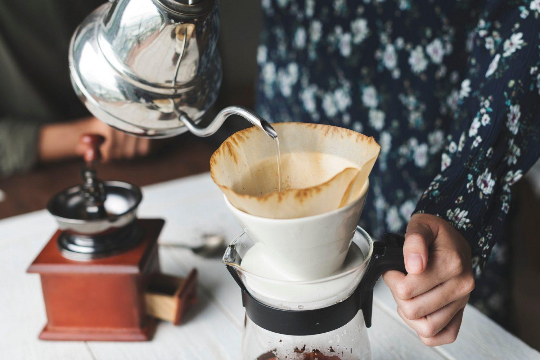 أفضل أنواع فلاتر القهوة المقطرة