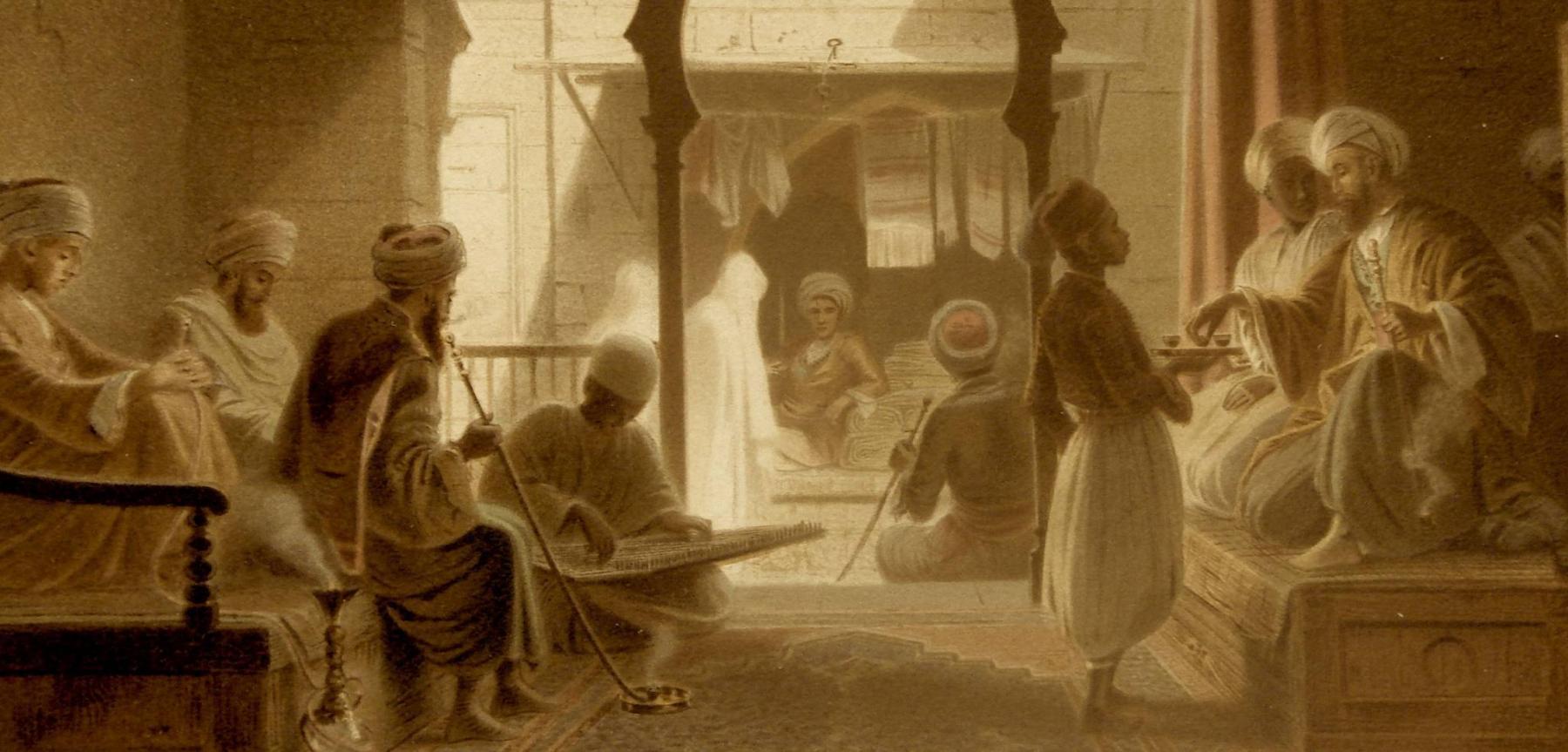 تاريخ القهوة العربية عند العرب