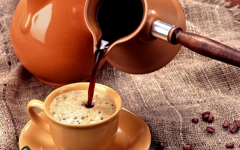 تاريخ القهوة عند العرب
