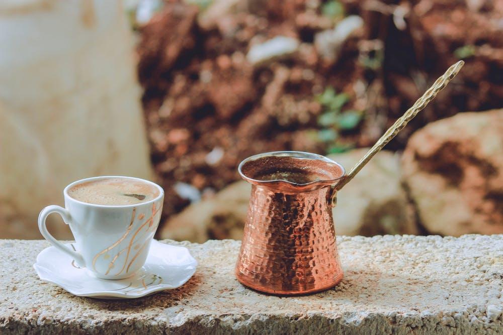 تاريخ القهوة العربية