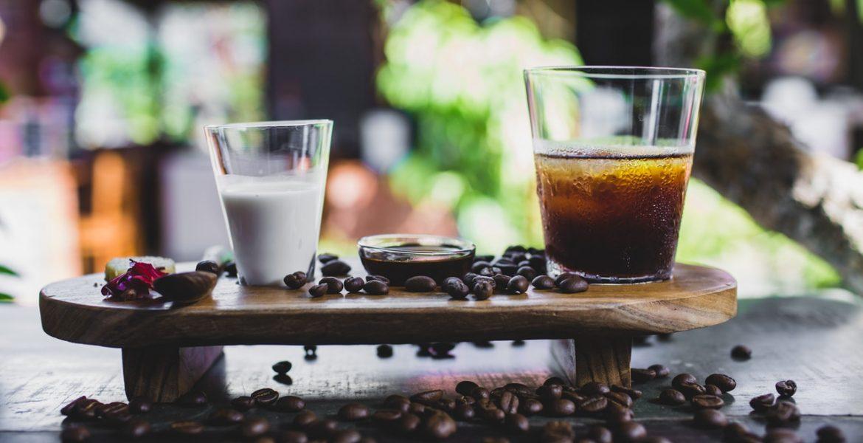 فوائد القهوة الباردة