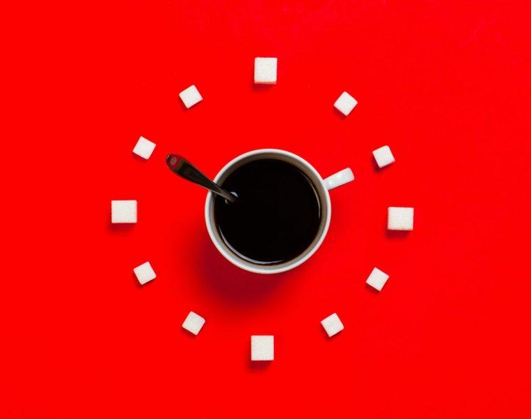 القهوة السوداء