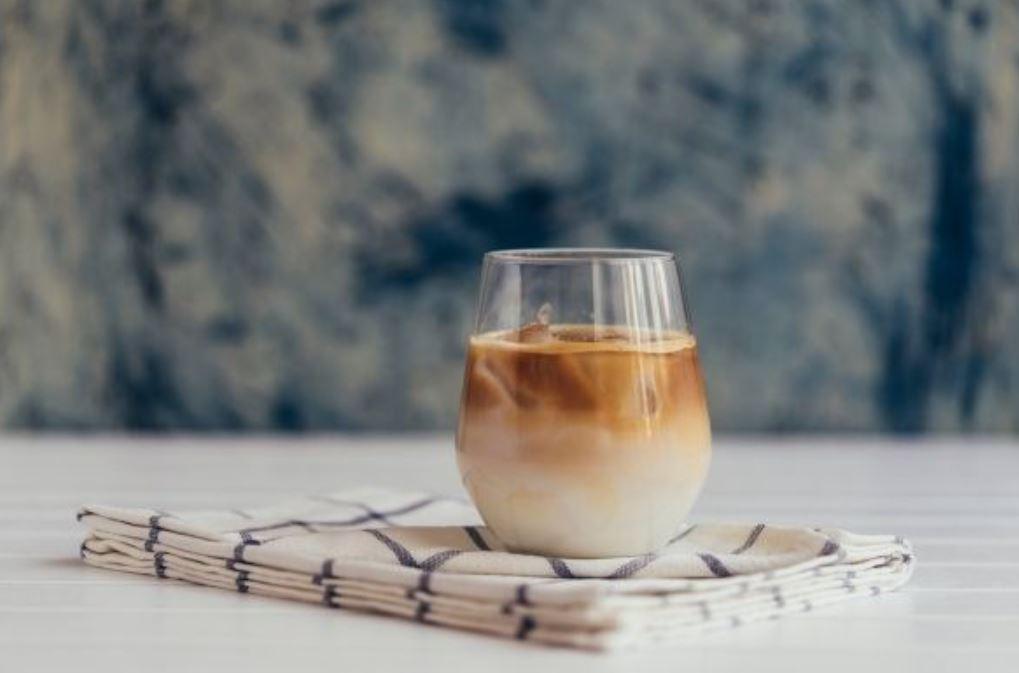 طريقة عمل قهوة باردة