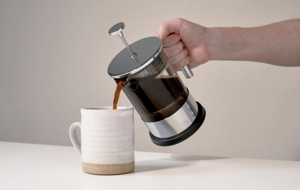 قهوة فرنش بريس