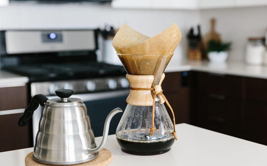 قهوة مقطرة من كيمكس