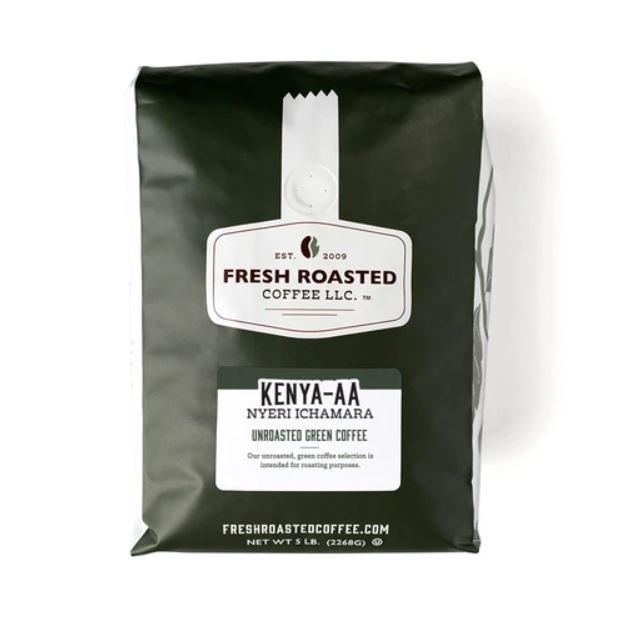 fresh roasted coffee kenya-aa