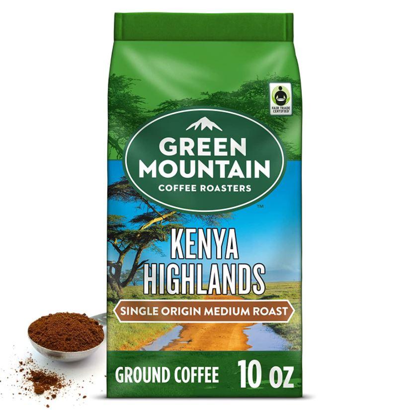 green mountain kenyan highlands k-cups