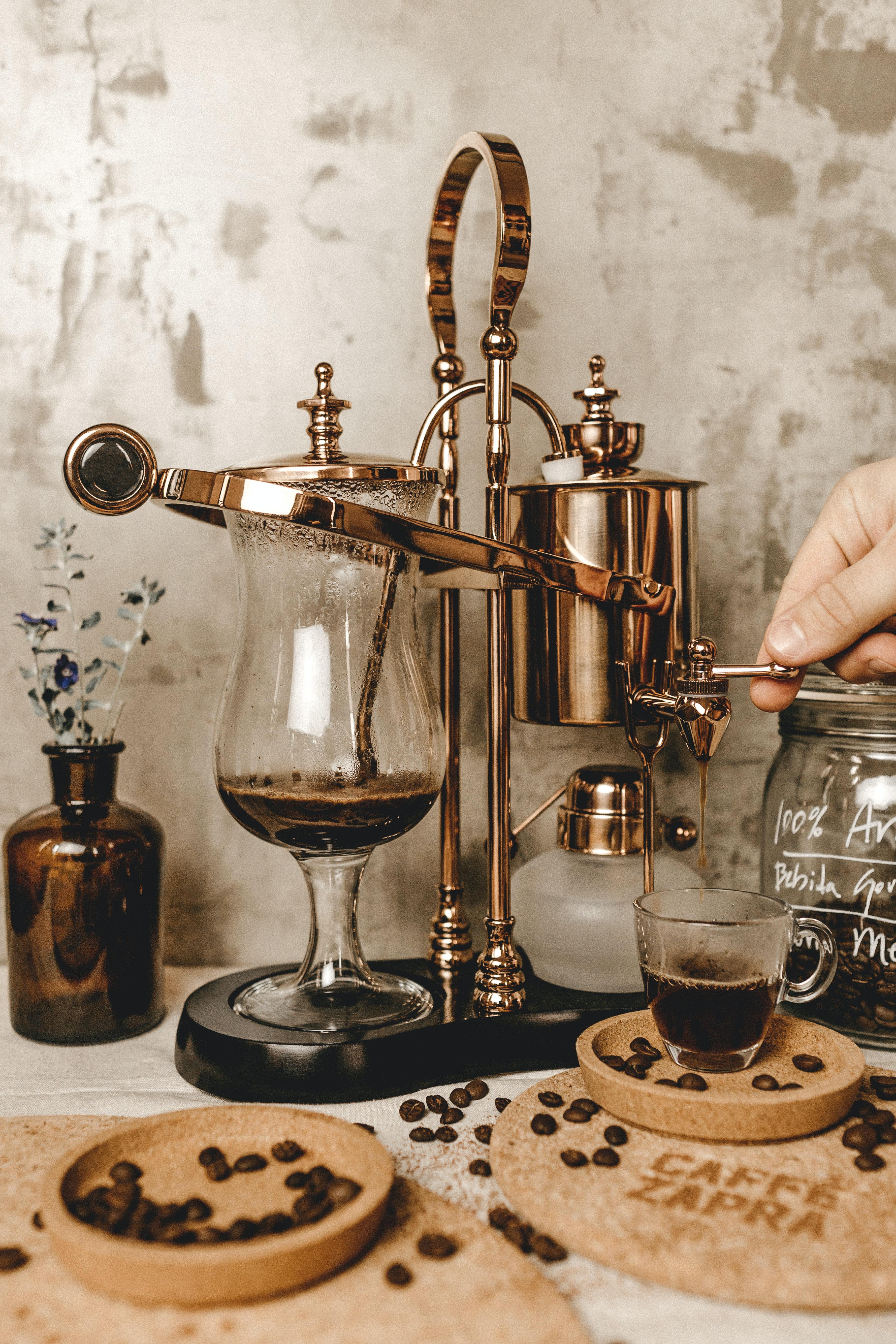 تخمير القهوة