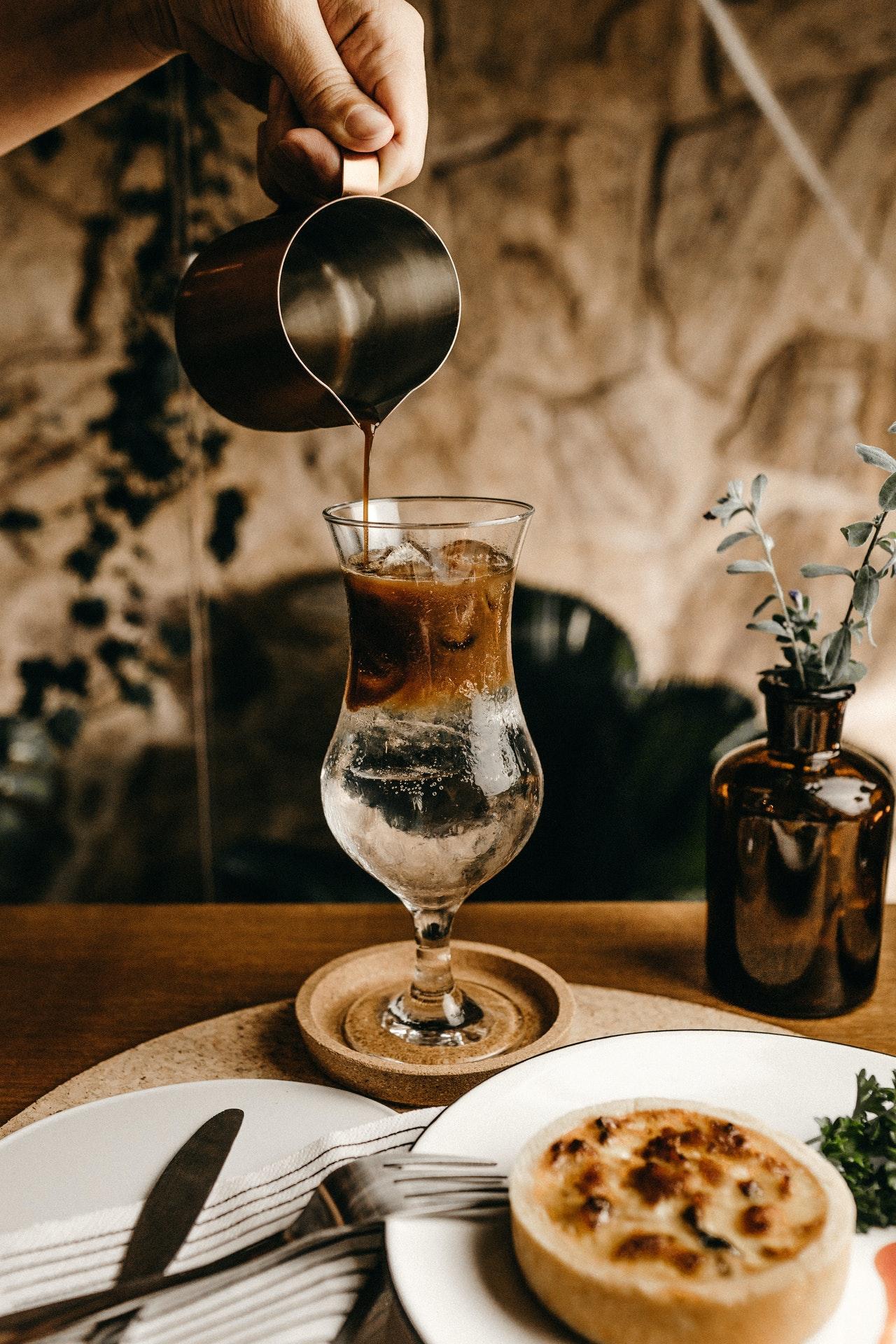 طريقة عمل القهوة الاسبريسو
