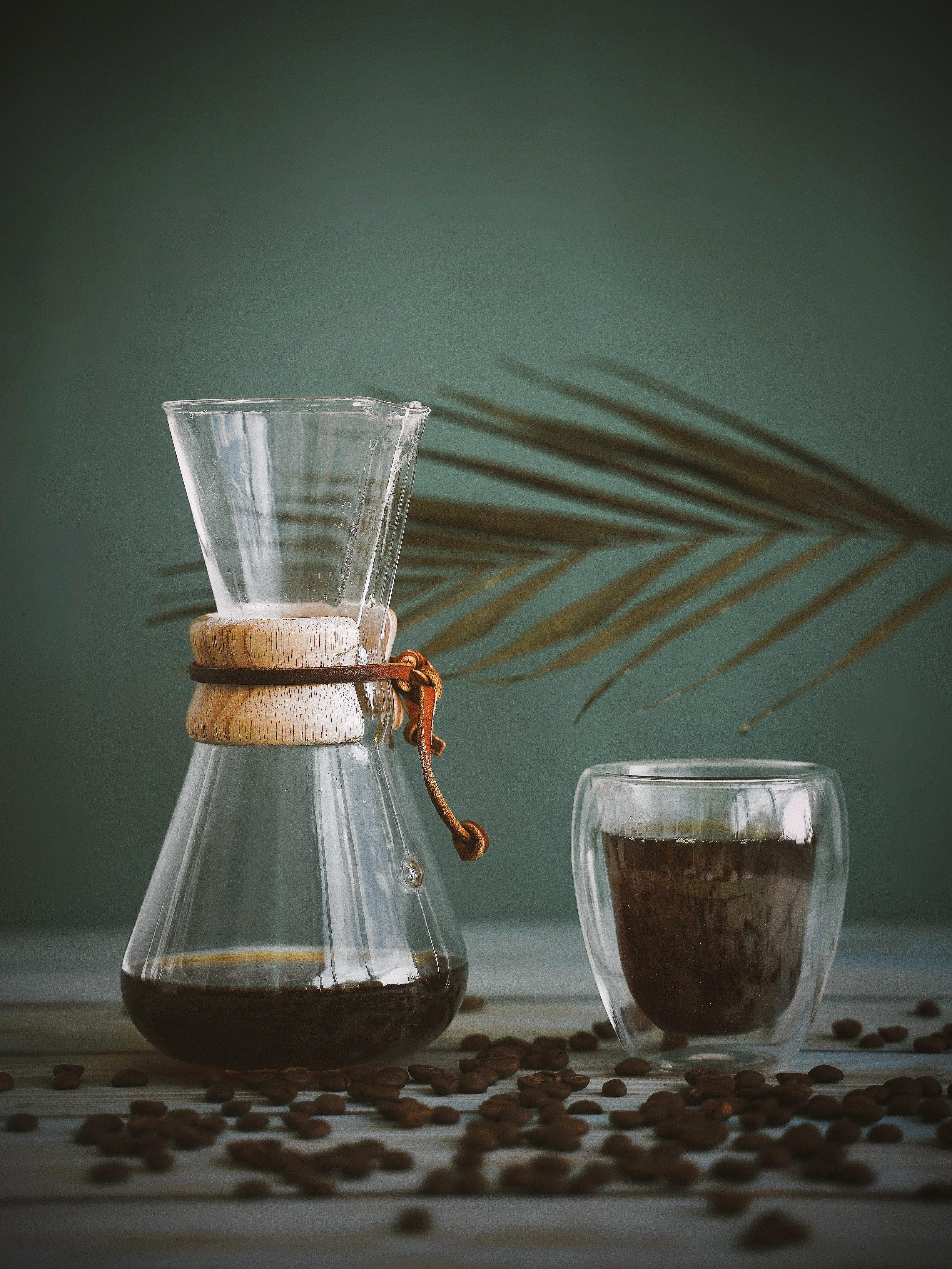 نسبة الكافيين في القهوة