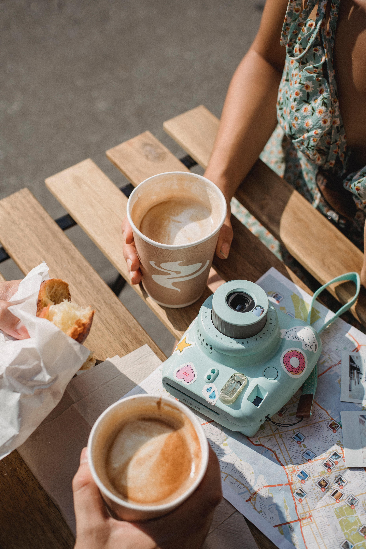 حقيبة القهوة المختصة